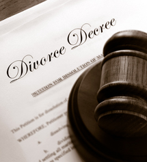 divorce michigan putting on hold